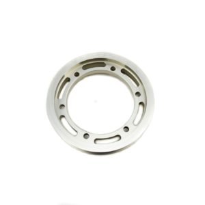 Modular crank pulley ring for the M113k AMG