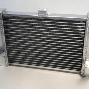Secondary heat exchanger for the E55 M113k AMG.