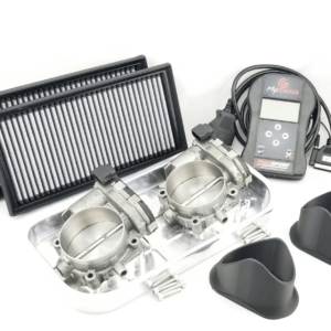 Stage 2 performance upgrade power package for the c63 M156 AMG
