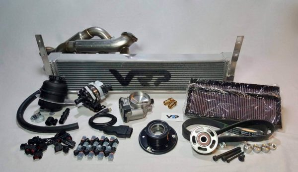 Stage 3 performance power package upgrade for the E55 M113k AMG