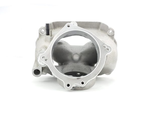 90mm ported snout for throttle body upgrades