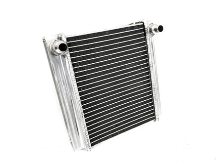 Auxiliary heat exchanger for AMG models.