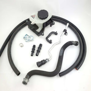 Split cooling kit for the M157 AMG