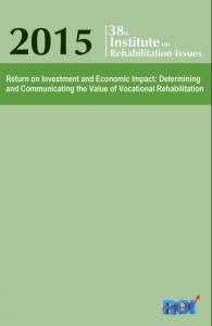 38th IRI Book Cover