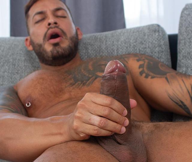 Male Solo Big Dick Cum