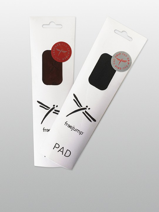 Pro Grip Pad Leather and Grip Replacement for Freejump Pro Grip Stirrup Leathers