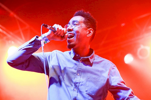Oddisee at Boise's Knitting Factory: Photo by Kristen McPeek