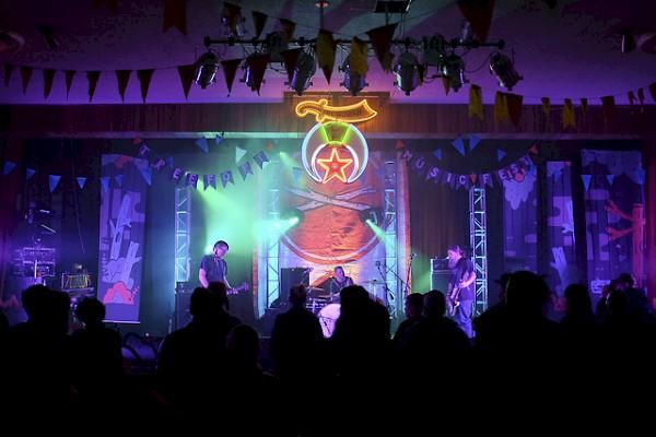 El Korah Lounge: Photo by Patrick Sweeney