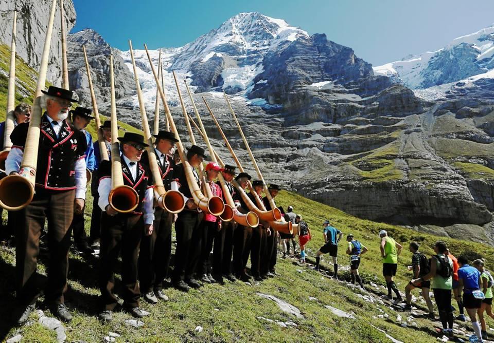 วิ่งรอบโลก : งานแข่งวิ่ง Jungfrau Marathon – ประเทศสวิตเซอร์แลนด์