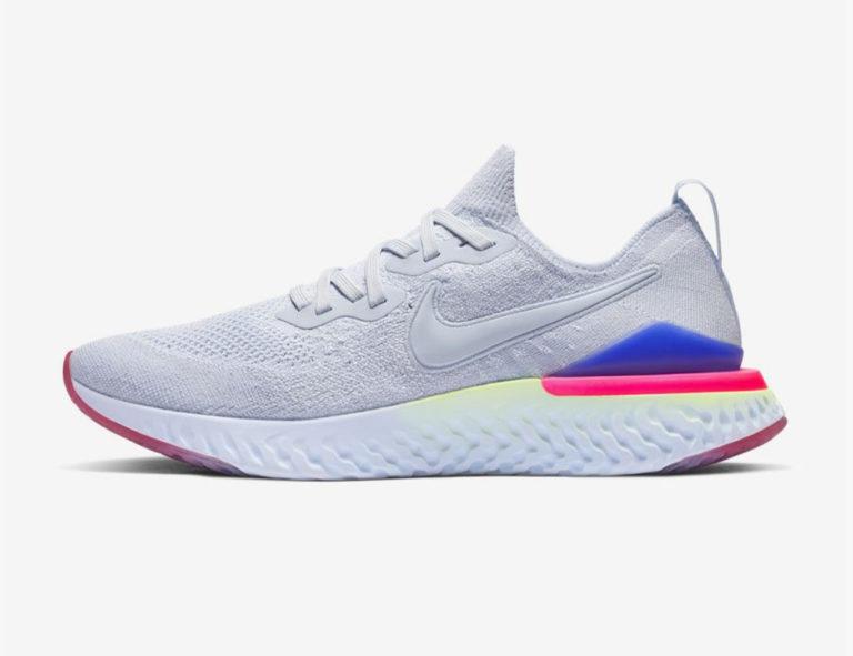"""10 สุดยอดรองเท้าวิ่ง """"ใส่เที่ยวก็ได้ ใส่ออกกำลังกายก็ดี"""" (ปี 2019)"""