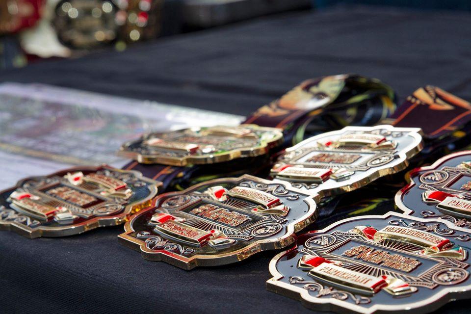 วิ่งรอบโลก : งานแข่งวิ่ง Marine Corps Marathon