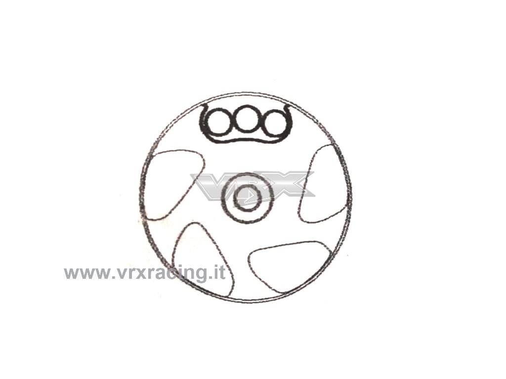Motore Rocket Kv 2y Brushless Sensorless Per Motoscafi E Barche