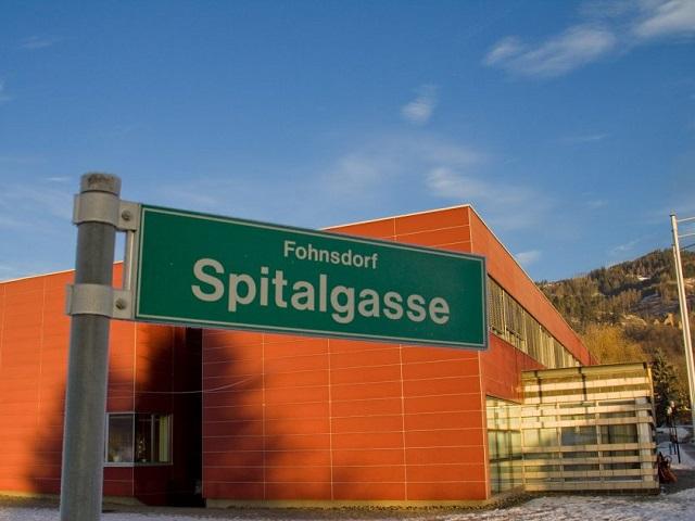 Unsere Schule in Fohsndorf