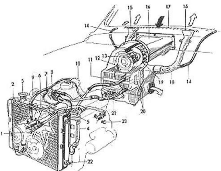 V4 ENGINE DIAGRAM - Auto Electrical Wiring Diagram on