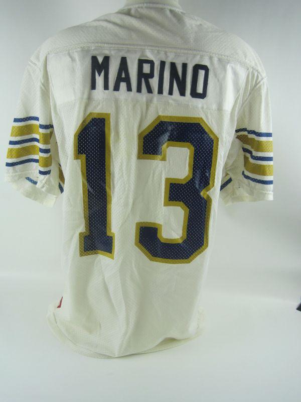 12de7c3a984 Dan Marino College Football - Year of Clean Water