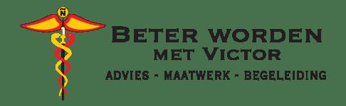 Beter worden met Victor logo