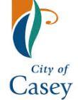 City of Casey logo