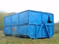 kontejner na velkoobjemový odpad