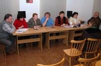 Zastupitelé obce Všestudy zasedají