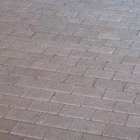 ilustrace: detail chodníku z betonových kostek