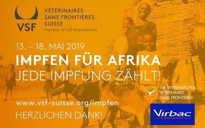 SAVE THE DATE: IMPFEN FÜR AFRIKA 2019!
