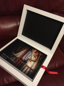 vsfoto wedding albums