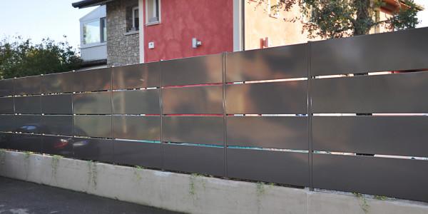 VS Laser  Pannelli per recinzioni e lamierato industriale