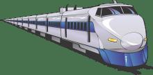 Train-free-to-use-clip-art-3