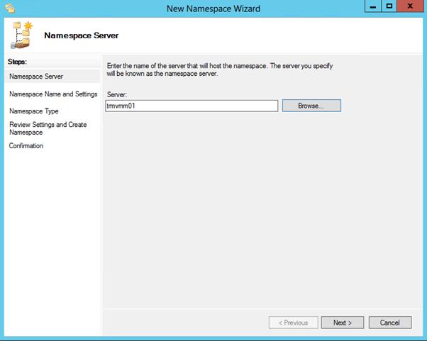 Server 2012 DFS installation and configuration - Welcome @ VSPBreda