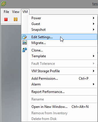 Server 2008 r2 no hard disk during vmware installation solved go to edit settings yelopaper Image collections