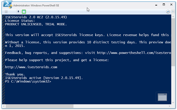 Extend your Powershell ISE with tons of extra features
