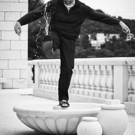 Antonio Mitkovski - Karate Kid!