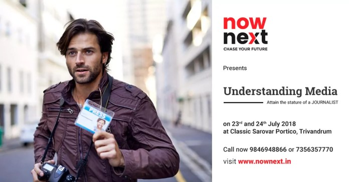 Understanding Media by NowNext