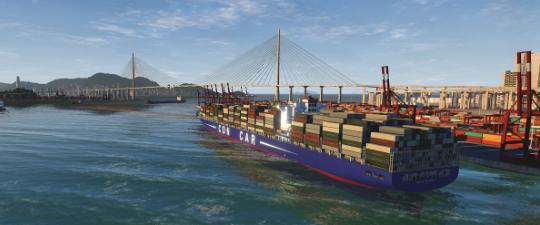 nautis maritime simulator vstep