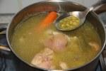 Готовим гороховый суп с копченостями
