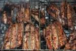 Жарим свиные ребрышки