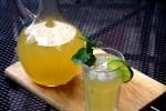 Имбирный лимонад - лучшее спасение от жары