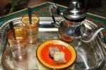 Арабские сладости и чай в Кордобе