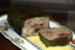 Террин из свинины с сухофруктами