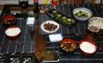Японский ужин