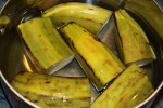 Варка бананов