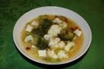 Суп с кускусом и овощами