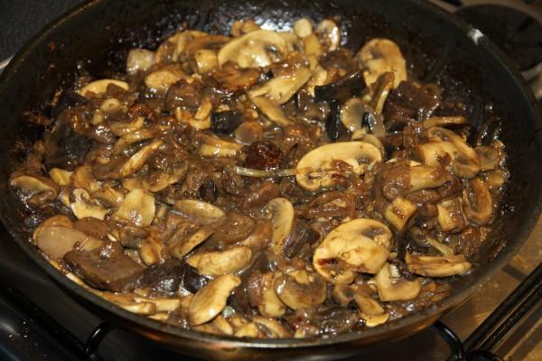 Жареные грибы в мультиварке рецепты с фото