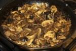 Смесь жареных грибов