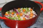 Овощи для оссобуко