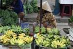 Торговка бананами