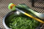 Инструмент для шинковки зеленого лука