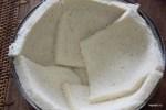 Выкладываем форму хлебом