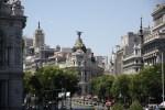 Мадрид в июле