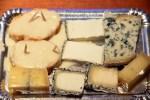 Одна из сырных тарелок с рынка Сан-Мигель. Мадрид. Испания